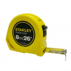 Stanley Yellow Series Tough Case 8M/26' (different hook)