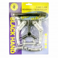 Black Hand 2 + 3 Jaw Gear Puller 4''