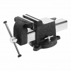 Black Hand Cast Steel Bench Vise 10''