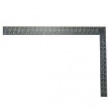 Black Hand Square Ruler - Painted Black