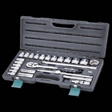 Honiton Honidriver Socket Set - 25pc - 1/2'' Dr.