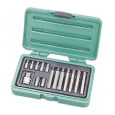 Honiton Star Bit Set - 15pc - 10 mm
