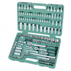 Honiton Socket & Bit Set - 155pc - 1/4'' & 3/8'' & 1/2'' Dr.
