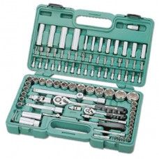 Honiton Socket & Bit Set - 94pc - 1/4'' & 1/2'' Dr.