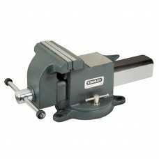 Stanley Cast Steel Bench Vise 6''