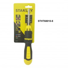 Stanley 10-Piece Multi-Bit Ratcheting Screwdriver