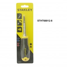 Stanley 6 Way Screwdriver™