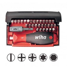 Wiha Bit Collector Standard - Mixed - 32pcs - 34686