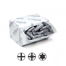 Wiha Bit Bulk Pack Standard - 25mm - 50pcs - 08067