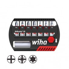 Wiha BitBuddy® 29 - Mixed - 8pcs - 36921