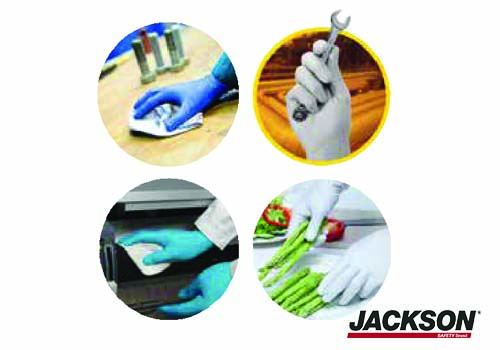 Jackson G10 Nitrile General Purpose Gloves