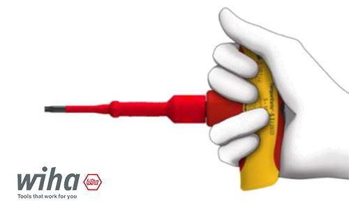 Wiha Torque screwdriver with T-handle TorqueVario®-S T electric
