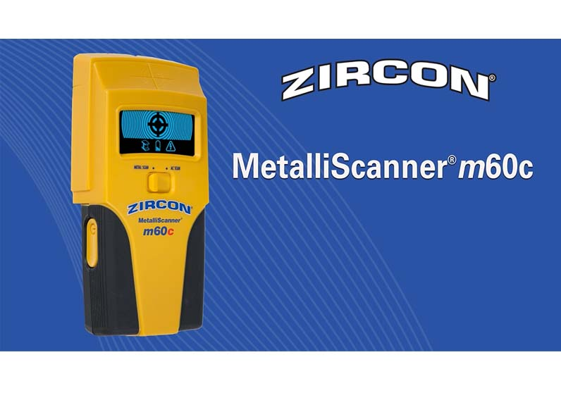 How to Find Metal & Live Electricity with the Zircon MetalliScanner m60c