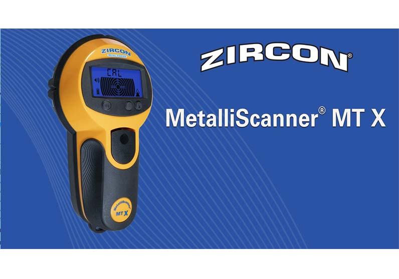 How to Find Rebar with the Zircon MetalliScanner® MT X Metal Detector