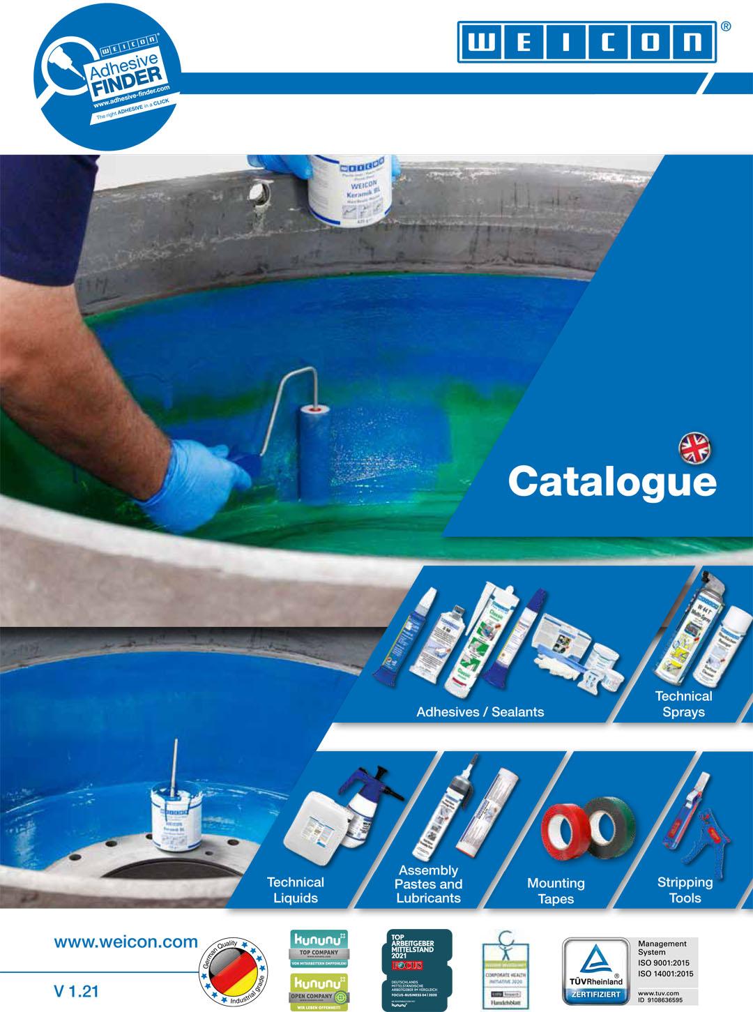 Weicon Catalogue